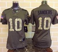 Denver Broncos Women Emmanuel Sanders #10 jersey