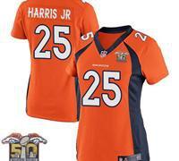 Denver Broncos Women Chris Harris Jr #25 Jersey