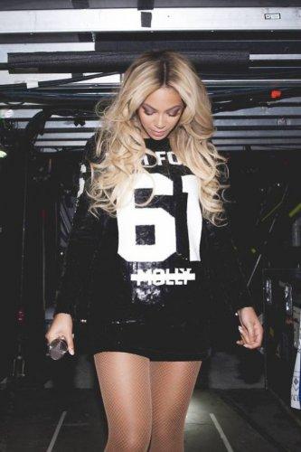 Beyoncé 61 Molly Sequin Party Dress