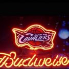 "Brand New NBA Cleveland Cavaliers Budweiser Beer Bar Pub Neon Light Sign 13""x 8"" [High Quality]"