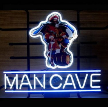 "Brand New MLB Pittsburgh Pirates Man Cave Beer Bar Pub Neon Light Sign 13""x 8"" [High Quality]"