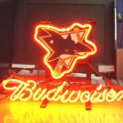 "Brand New MLB Sharks Budweiser Beer Bar Pub Neon Light Sign 13""x 8"" [High Quality]"