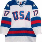 1980 Jack O'Callahan Olympic USA MIRACLE Hockey K1 Jersey New WHITE Any Size RARE