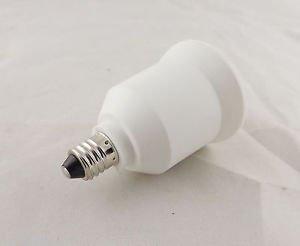 E11 To E27/E26 Candelabra Socket Base LED Light Bulb Lamp Adapter Converter Hold
