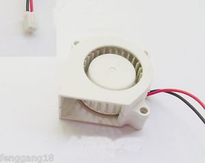 1pcs White Brushless DC Cooling Blower Fan 12V 40mm x 40mm x 20mm 4020S