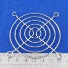 Metal Wire Finger Guard 70mm CPU Fan DC Fan Grill/Guard Protector for PC Silvery