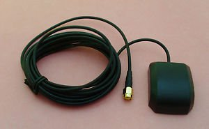 GPS Active Antenna Aerial SMA Male Plug Connector Adapter Cable 3m/9Feet 1575MHZ