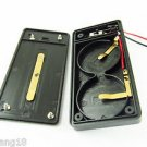 CR2450 X 2 Button Coin Cell Battery Holder Case Box With Wire Lead on/off Switch
