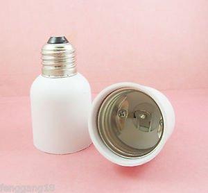 E27 to E40 Socket Base LED Halogen CFL Light Bulb Lamp Adapter Converter Holder