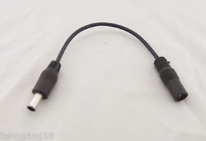 DC Power Adapter Cable 5.5x2.1mm Female To 6.0 x 4.4mm Male with Pin SONY Laptop