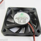 Brushless DC Cooling Fan 11 Blades DC 12V 60mm x 60mmx10mm 6010S