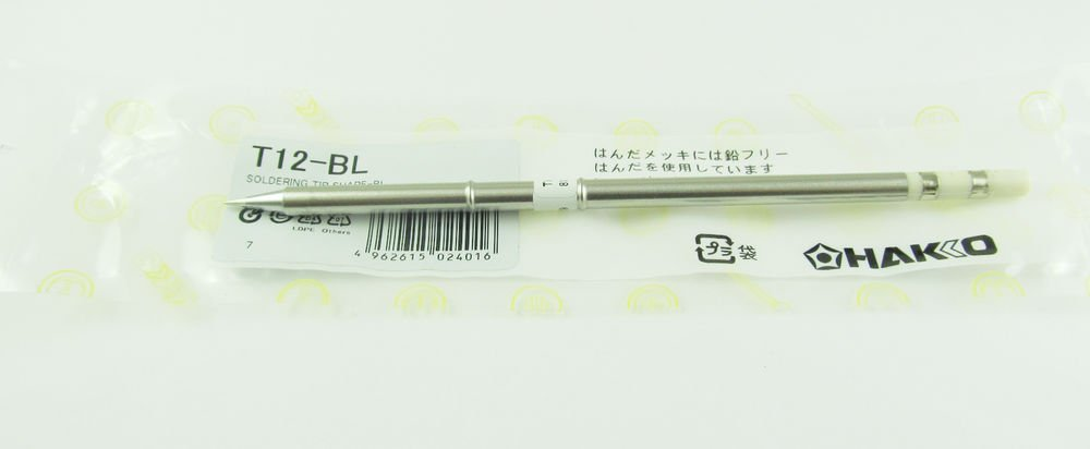 T12-BL Replace Soldering Solder Iron Tip For Hakko Shape BL PCB Repair Product