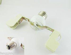 E27 To R7S Socket Base LED Halogen CFL Light Bulb Lamp Adapter Converter Holder