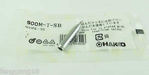 Replace Soldering Solder Leader-Free Solder Iron Tip For Hakko 936 951 900M-T-SB