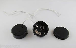 1pc CR2032 X 2 Button Coin Cell Battery Holder Case Box For Flash String Light