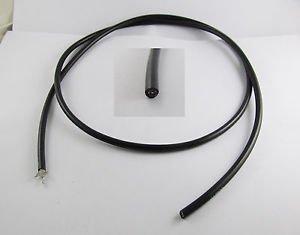 Black RG58 RG-58/U 50ohm RF Coaxial Coax Cable 3m 10feet 10ft