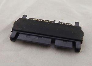 1pcs SATA 22P 7+15 Pin Male Plug to SATA 22 Pin 7+15P Male Convertor Adapter