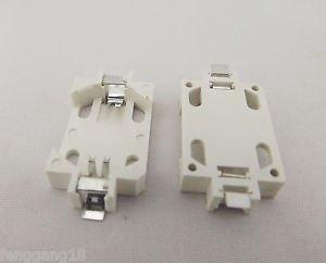 10pcs CR2032 CR2025 CR2016 SMD PCB Mount Cell Battery Socket Holder Case