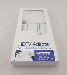 Micro USB MHL 2.0 To HDMI HDTV Cable Adapter For Samsung Galaxy S4 S5 Note 2 3