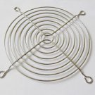 1x Metal Wire 110mm 11cm CPU Fan DC Grill/Guard Protector PC System Silvery Tone