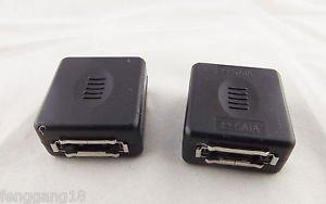 10pcs eSATA Female to eSATA 7 Pin Female Data Coupler Extender Connector Adapter