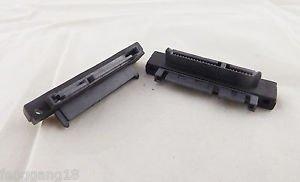 10pcs SATA 7+15 Pin 22 Pin Male to 22 Pin Female Right Angle Convertor Adapter