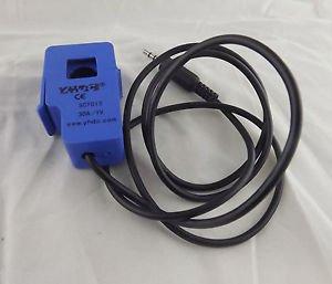 1x 30A Non-Invasive AC Current Sensor Split Core Current Transformer SCT-013-030