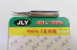 10x JLY Replace Soldering Solder Leader-Free Solder Iron Tip Hakko 936 900M-T-P