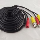 10M 5.5 x 2.1mm DC Power & Video BNC Cable for CCTV Security Surveillance Camera