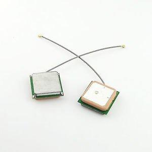 10pcs GPS Active Antenna Internal Antenna with 1.13 Cable UFL RF Connector