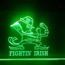 fightin irish beer bar pub 3D SIGNS LED Neon Light Sign man cave b311