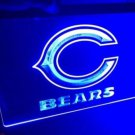 NFL Chicago Bears LED Sign for Game Room,Office,Bar,Man Cave, Decor NEW