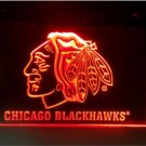 Chicago Blackhawks Hockey LED Neon Sign for Game Room,Office,Bar,Man Cave, Decor NEW
