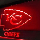 Kansas City Chiefs Bar LED Neon Sign for Game Room,Office,Bar,Man Cave, Decor NEW