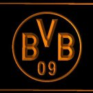 Borussia Dortmund football club LOGO Bar Club Neon Light Sign Rare