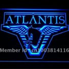 Stargate Atlantis logo Beer Bar Pub Light Sign Neon