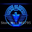 Stargate SG-1 Milky Way Glyphs logo Beer Bar Pub Light Sign Neon
