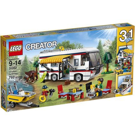 LEGO Creator Vacation Getaways Building Set, 31052