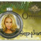 2015 Brittany Herrera Benchwarmer Holiday Past & Presents Ornament Signatures