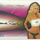 2008 Brande Roderick Benchwarmer Signature Series Auto Signature Autograph
