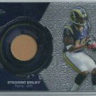 2013 Stedman Bailey Topps Chrome Rookie Relics Jersey Card L.A. Rams