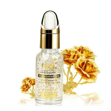 A QIONG 24K Gold Foil Hyaluronic Acid Moisturizing Whitening Essence