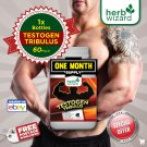 60 HARDCORE TABLETS ANABOLIC TRIBULUS TERRESTRIS TESTOSTERONE BOOSTER PILLS