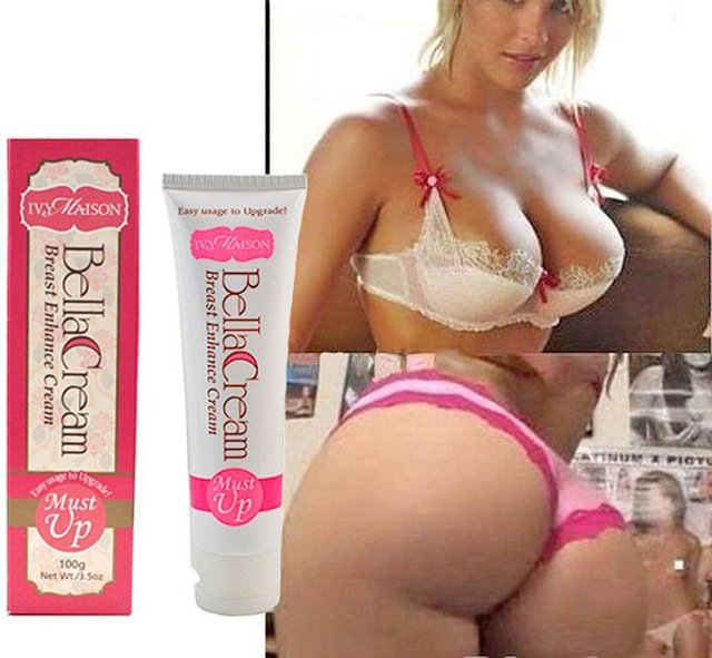 Must Up Breast Bust Butt Enlargement Enhance Firming Cream Herbal Extracts