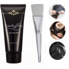 Deep Cleansing Set Luckyfine Peel-Off Blackhead Facial Black Masks & DIY Mud Treatment Flat Brush