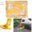 10 Pairs Collagen Eye Masks Eyelid Care Patch Anti Wrinkle Anti-aging Dark Circles