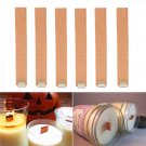 19X130mm Scented Candles Wood Wick Sustainer Candle Making Supply
