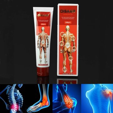 Dissar Rapid Muscle Joint Pain Relief Cream Arthritis Rheumatism Relieve Massage Ointment