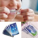 14 Pair 28Pcs Advanced Teeth Home Whitening Strips Tooth Bleaching Dental White Strip