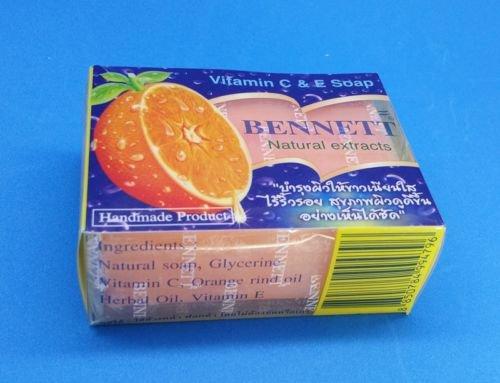 BENNETT Brighteningassembled Cleanser Equation Characteristic VITAMIN C&E 130 G